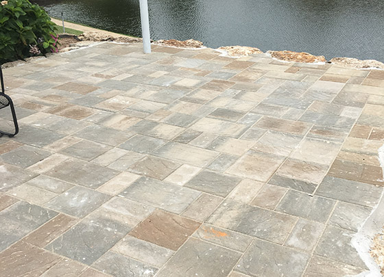 Decorative Concrete/Pavers